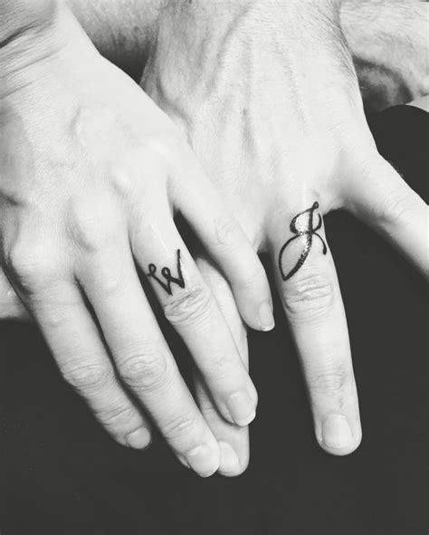 small matching tattoos for husband and wife best 25 husband tattoos ideas on