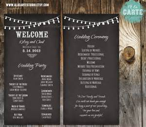 string lights wedding ceremony cards wedding by