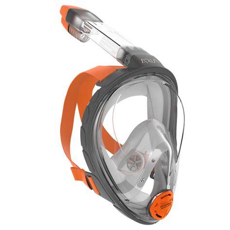 Snorkel Mask Snorkling Mask Scuba Mask Snorkling Mask reef snorkel mask ebay