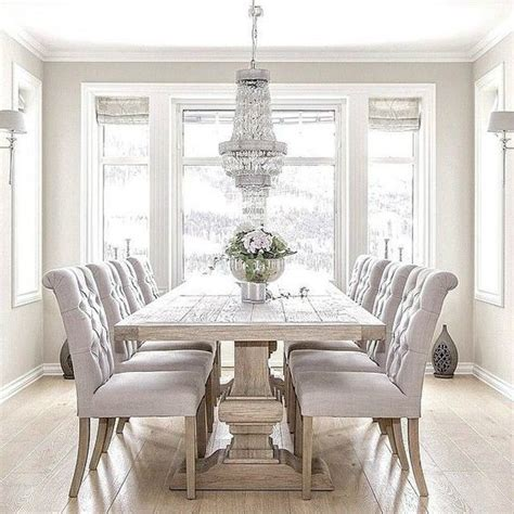 oak dining room table best 25 dining tables ideas on dinning table