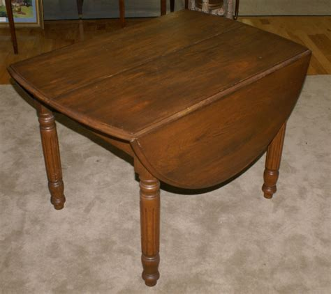 Kitchen Drop Leaf Table Chestnut Oval Drop Leaf Kitchen Table
