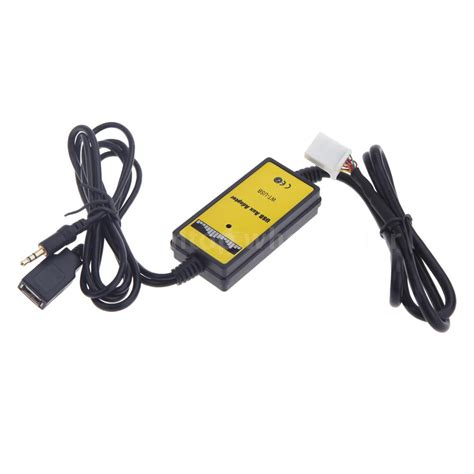 Sard Adapter Fpr Toyota 1 car usb aux in adapter mp3 player radio interface for toyota camry corolla w1k5 ebay