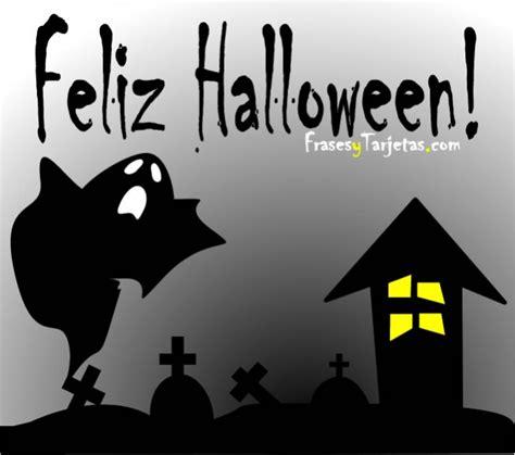 imagenes de feliz halloween tarjeta de halloween de fantasma frasesytarjetas com