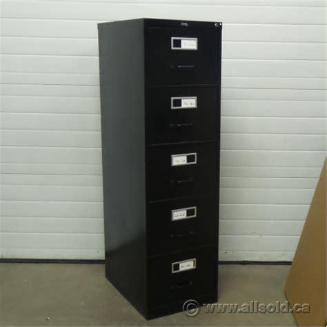 5 drawer vertical file cabinet global black 5 drawer vertical file cabinet locking