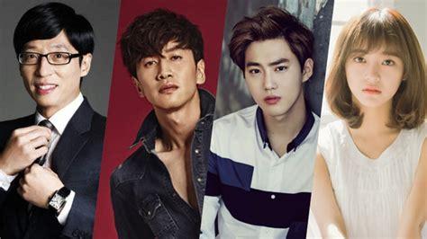 exo reality show 2017 suho v 224 kim se jeong g 243 p mặt trong show thực tế c 249 ng yoo