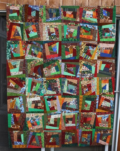 Mile A Minute Quilt by The Mile A Minute Quilt Neighbours In The