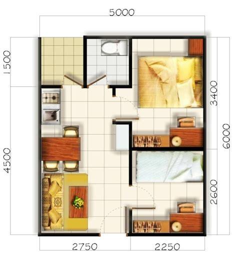 denah desain interior rumah minimalis rumah minimalis type 36 60 nulis