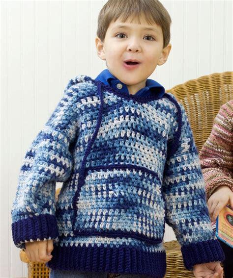 pattern hooded sweatshirt 441 best images about crochet for kids on pinterest