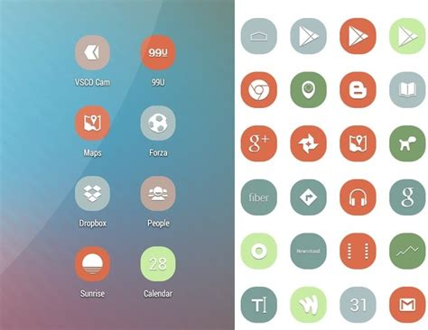 change icons on android 20 best free icon packs to customize your android