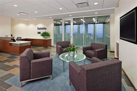 Deloitte Dallas Office by Deloitte Turner Construction Company