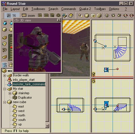 layout map creator the official quark website features