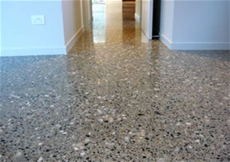 polished concrete honed but not grinded potentially a e kobi digital works
