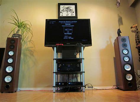 blog front speakers bookshelf floorstanding  wall