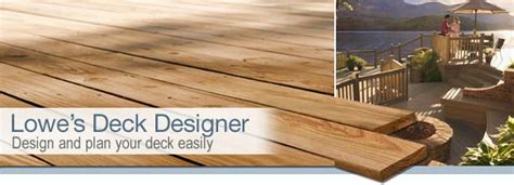 home hardware deck design software deck designer planner