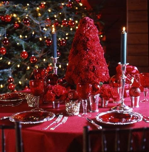 habitually chic   colors  christmas  carolyne roehm