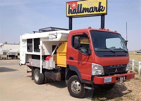 mitsubishi fuso 4x4 craigslist the overland fuso truck cer truck cer magazine