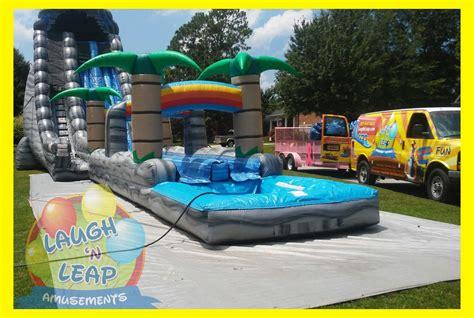 pontoon rentals santee sc bounce house rental santee sc inflatable water slides