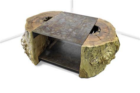 15 photo of tree stump coffee table with tree stump coffee table