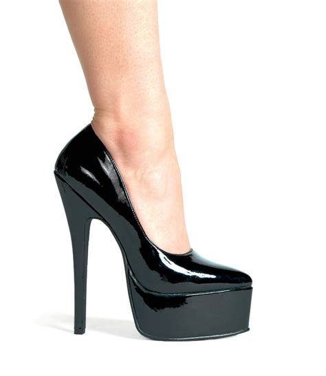 Stilleto Shoe ellie 652 prince 6 5 quot high stiletto heel pointy