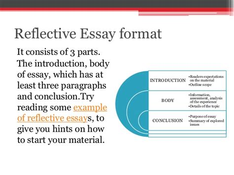 Tips On Writing A Reflective Essay by Useful Tips On Reflective Essay Writing