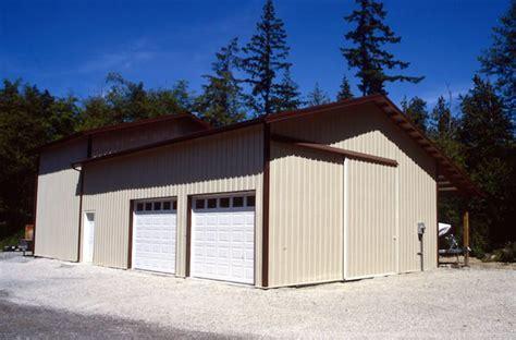 garages pole barn builder specializing in post frame