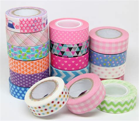 washie tape japanese decorative 15mm diy paper sticky adhesive sticker