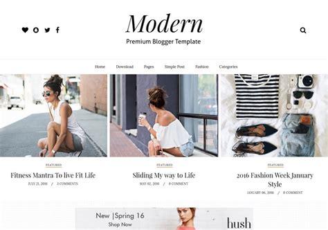 templates blogger modern gride modern blogger template blogspot templates 2018