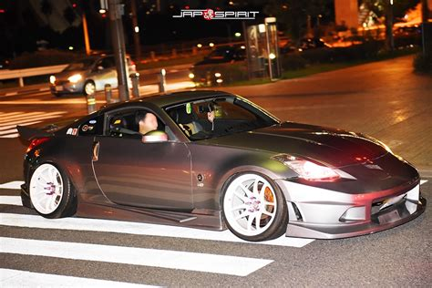 nissan fairlady 2016 stancenation 2016 nissan fairlady z 33 hellaflush