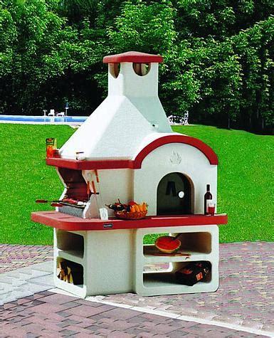 Gartengrill Mit Pizzaofen