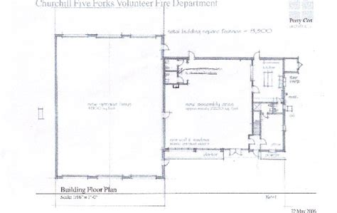 volunteer fire station floor plans churchill five forks volunteer fire department cffvfd org