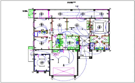 electrical layout plan of residential building dwg 89 electrical layout plan for residence floor plan