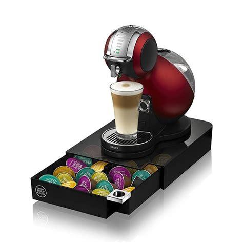 porta capsule nescafe cassetto porta capsule accessori caff 232 nescaf 233 dolce gusto