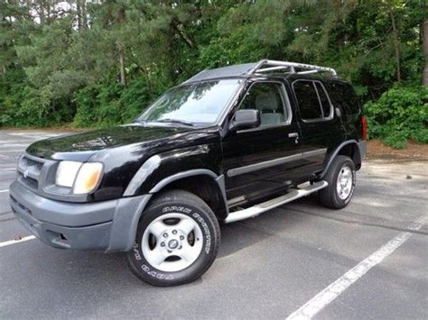 2001 nissan xterra se buy used 2001 nissan xterra se 1 owner moonroof clean low miles pathfinder 2002 2003 in