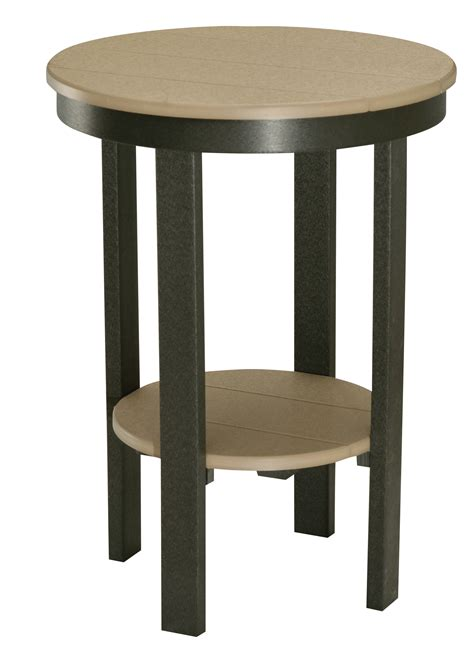 Bar Height Table by End Table Bar Height