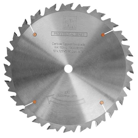 leitz table saw blades table saw blade pro series leitz rip 24t verysupercool