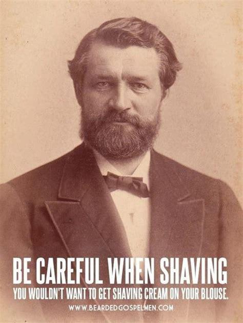 Meme Shaving - be careful when shaving beard humor and funny pictures