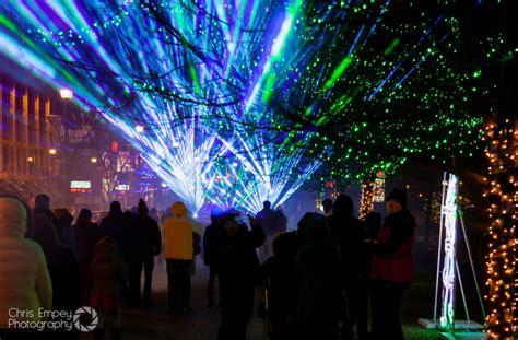 niagara falls ontario lights winter festival of lights in niagara falls