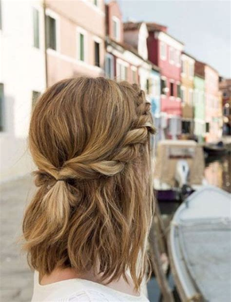cute hairstyles medium hair school 10 super trendy easy hairstyles for school popular haircuts