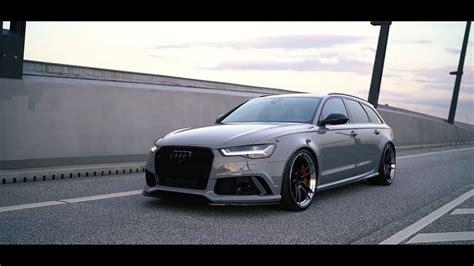 Audi Performance Wheels by On Wheels Audi Rs6 Avant Z Performance Wheels