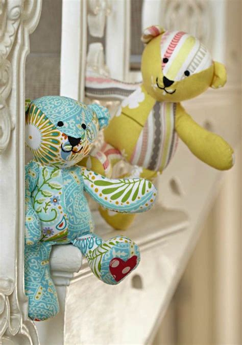 how to make a memory bear hidden treasure crafts and 67 best quilted bears images on pinterest fabric dolls