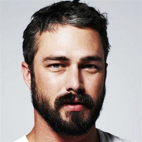 oblong face beard find the best beard style for your face shape playbuzz