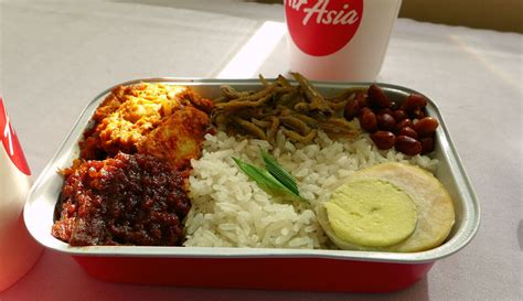 airasia hot meals with airasia hot meals passengers get variety of inflight