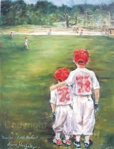 Little Boy Baseball