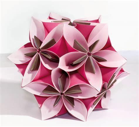 Anleitung Für Origami by Origami Kusudama New 632 Kusudama Origami Kugeln