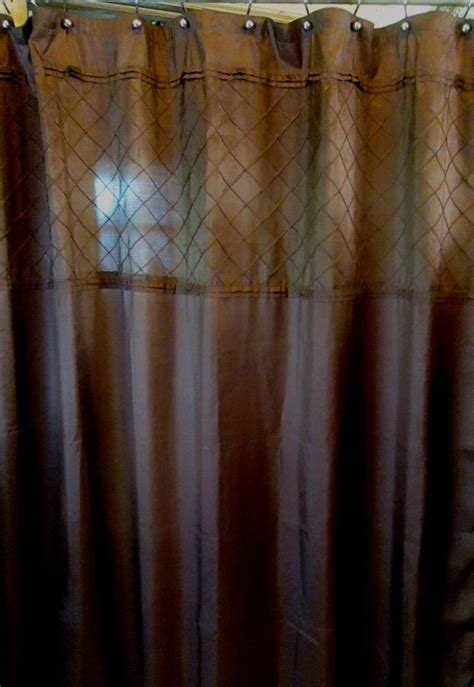 tree shower curtain chocolate 1000 ideas about brown shower curtains on pinterest