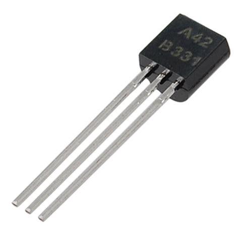transistor on a42 transistor npn robotop lv