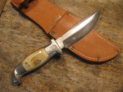 ruana knives for sale ruana vintage 14b square cut 3 pin handle treeman knives