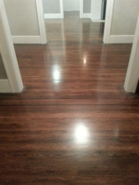 diy refinishing hardwood floors ebonyred mahogany mix
