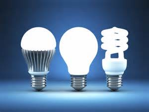 led vs cfl vs incandescent light bulbs continued
