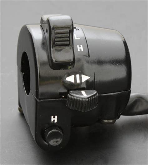Handle Switch Jupiter Z pmc z1 z2 initial type handle dimmer switch left side kawasaki z1 ebay